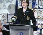 Hannah MacLellan - Easter Seals PEI Ambassador 2011