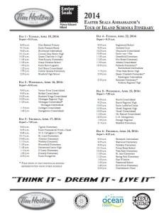 Tour Schedule 2014_001